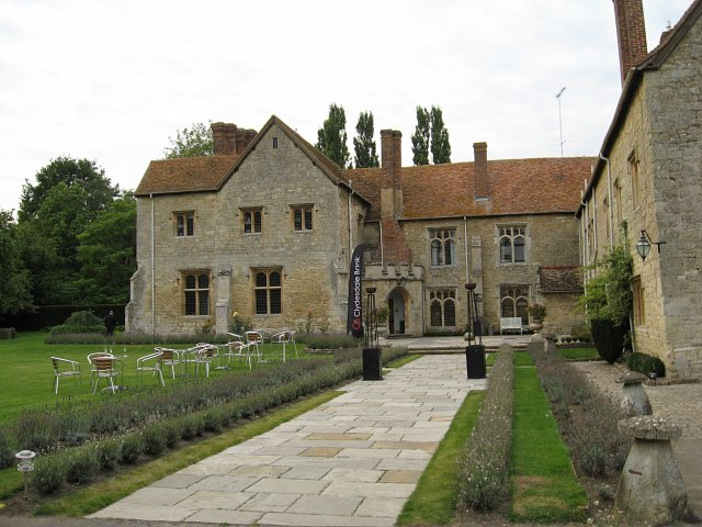 Notley Abbey