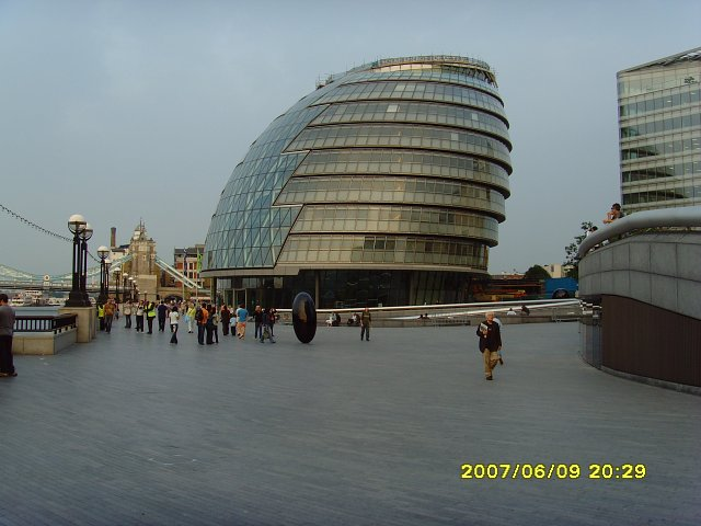 City Hall London Centrum