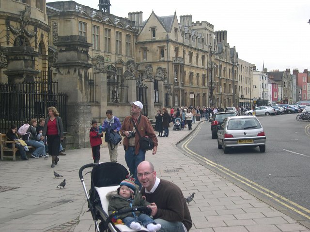 trip to oxford