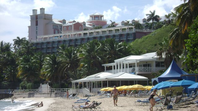 Marriott Hotel - St. Thomas