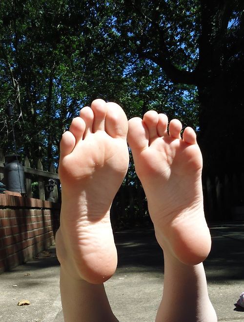 beautiful feet photo цаг № 29195