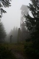 """jak w filmie """"The Mist""""...(is there something in the mist...)"""