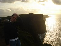 Cliffs of Moher,, Irlandia