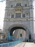 Londyn, Tower Bridge