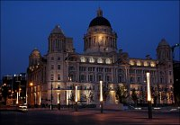 Liverpool - Port of Liverpool Building