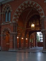 londyn st pancras international