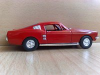 ford mustang 1967 numer 13