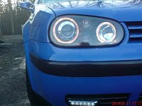 lampa angel eyes