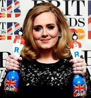 adele brit awards 2012