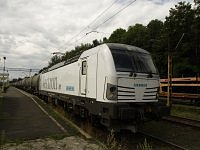 vectron w tychach