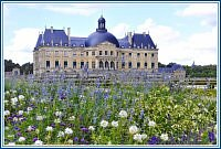 Chateau de Vaux le Vicomte à Maincy en région Ile-de-France