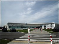 Lublin Airport...
