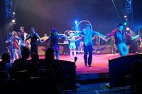 The Moscow State Circus w Aberdeen.