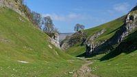 england / peak district / white peak / castleton