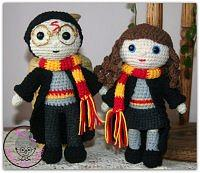Hermione Granger i Harry Potter