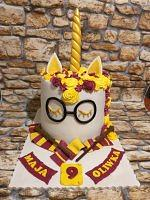 tort unicorn harry potter